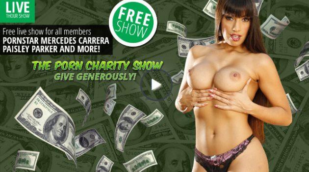 Free lesbian Porn Show Mercedes Carrera